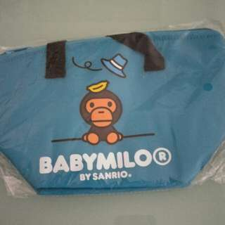Brand new with tags baby Milo cooler bag