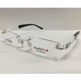 [INSTOCK] SWATCH FRAMELESS PRESCRIPTION SPECTACLES / WEAR FOR FASHION
