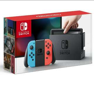 🆕 Nintendo Switch