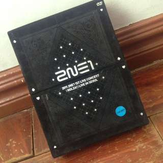 2NE1 2011 First Live Concert