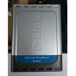 D-Link Router 路由器