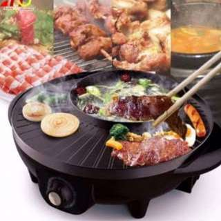 Korean Hot Pot and Grill