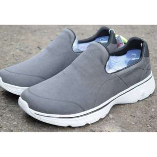 Skechers GoWalk 4 Magnificent Black Gray