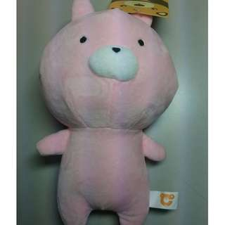 粉色填充玩具