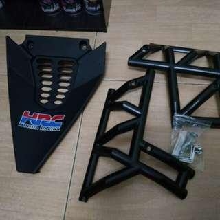 Honda Rs150 Cover engine & Crash Bar