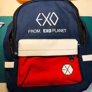 🚚 EXO後背包