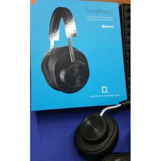 DEFINITIVE TECHNOLOGY SYMPHONY 1 Bluetooth Headphone