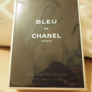 🚚 Chanel 香奈兒 藍色男性鬍後水
