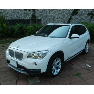 BMW 2012年 總代理 X1 xDrive20d(全景式天窗.安卓影音系統)
