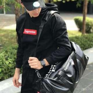 Supreme Leather Bag
