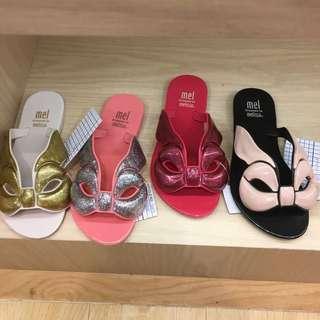 Mini Melissa slipper
