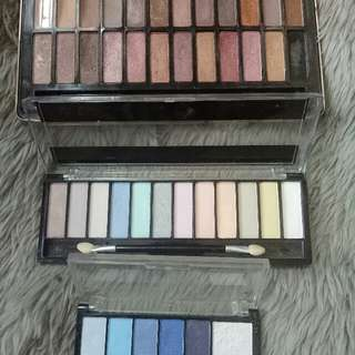 EYESHADOWS DIFF SHADES