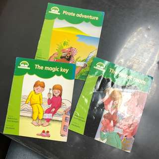 Oxford Story Tree Children's Story Books - set of 3