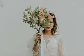 Customize Bridal Gown Wedding Gown By Omywonderland