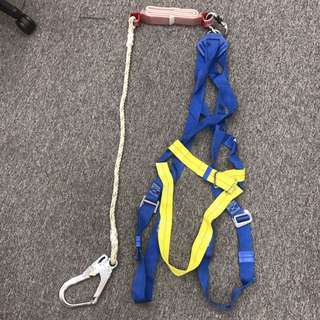 Used Safety Harness
