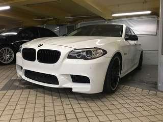 BMW 520D 油渣 (1997cc) 2015/12月車