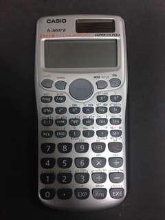 Casio fd-3650P II 計數機