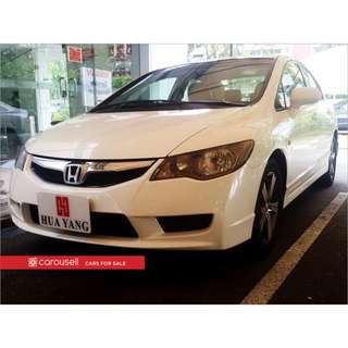 Honda Civic 1.8A G