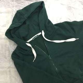 Terranova Green Hoodie