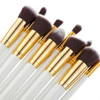 White Gold Brush