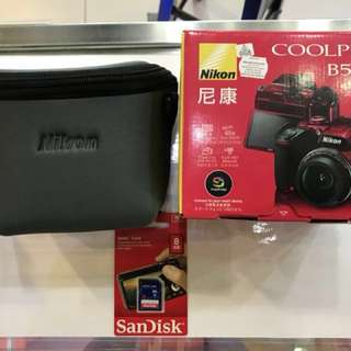 Nikon Coolpix B500(New)