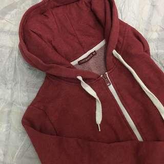 Terranova Red Hoodie