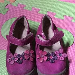 Baby cherokee shoe violet size 7 original