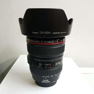 Mint - Canon 24-105mm F4 L IS USM