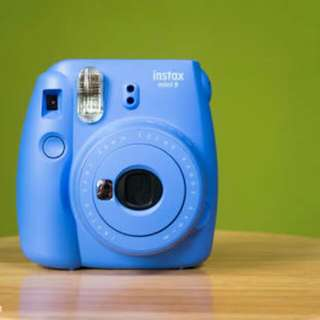 Kamera Instax Mini 9 New