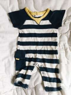 Stripes bidysuit
