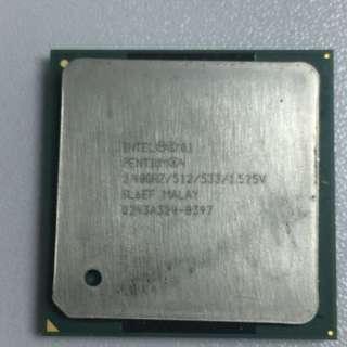 Pentium4 cpu