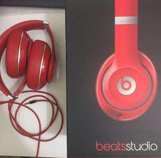 Beats Studio 耳罩式耳機