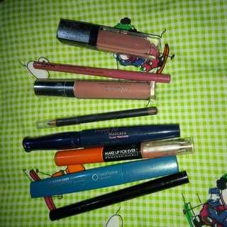 Lipstik dan lain - lain take all 200k