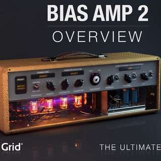 Positive Grid Bias Amp 2 Professional (Desktop)
