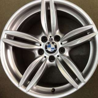 19 bmw original wheel 85-19 or 9-19 1pc available $150pc