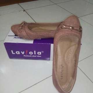Bantu Teman! LAVIOLA flatshoes