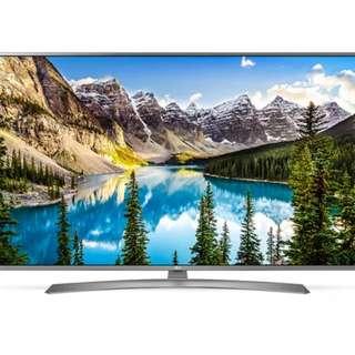 """LG 43UJ7500  43"""" UHD 4K HDR Smart TV UJ75 Series 電器堡🏰平過大型電器鋪*限時優惠*全新行貨📱只要輸入任何型號電器即時為你提供最優惠價格🏅保證平過各大連鎖電器行"""