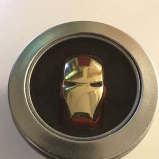 Iron Man thumb drive 250 GB
