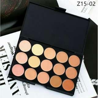 concealer makeup palettes