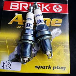 BRISK ALine performance spark plug