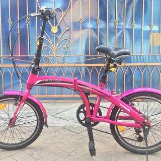 Exotic Sepeda Lipat
