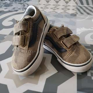 Vans Army for Toddler