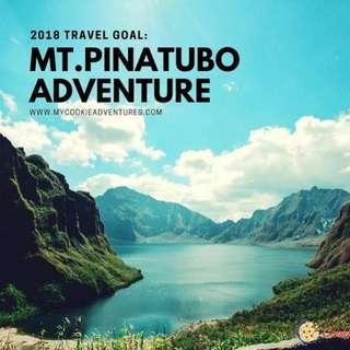 Mt. Pinatubo Adventure