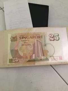 $25 sgd