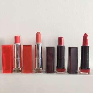 Bullet Lipsticks