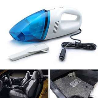 PORTABLE 12V 120W WET DRY CAR VEHICLE MINI HANDHELD VACUUM