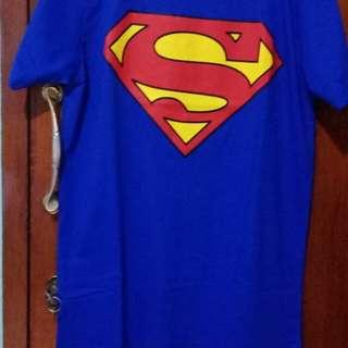 Kaos combet superman adem