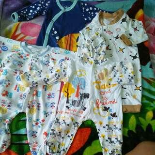 preloved baju bayi #ImlekHoki