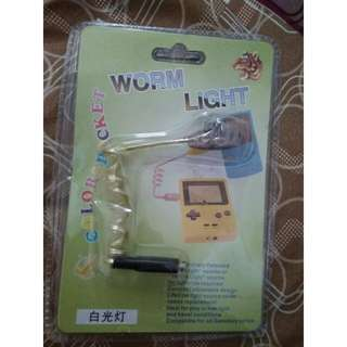 Worm Light