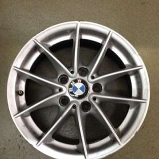 "16"" 5x120 bmw oe rim 1set 4pc $250"